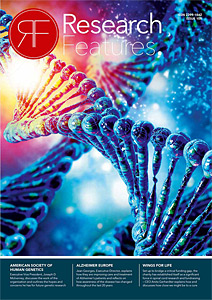 Research Features Magazine cover 105