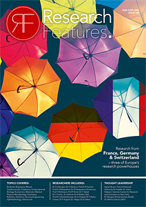 REsearch Features magazine 109