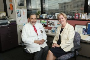Dr Bazan has been married to Dr Haydee Bazan for over 50 years; she leads research on cornea nerve repair and regeneration.