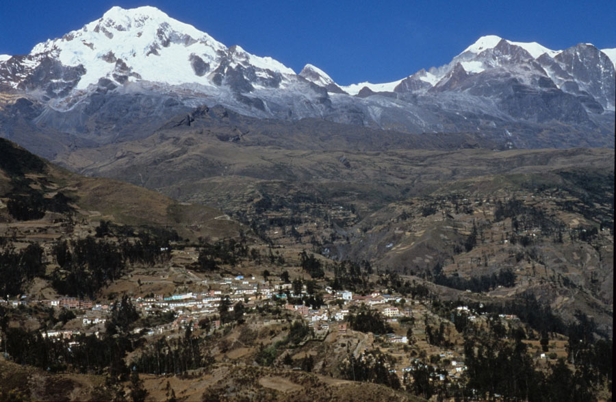 andes climate