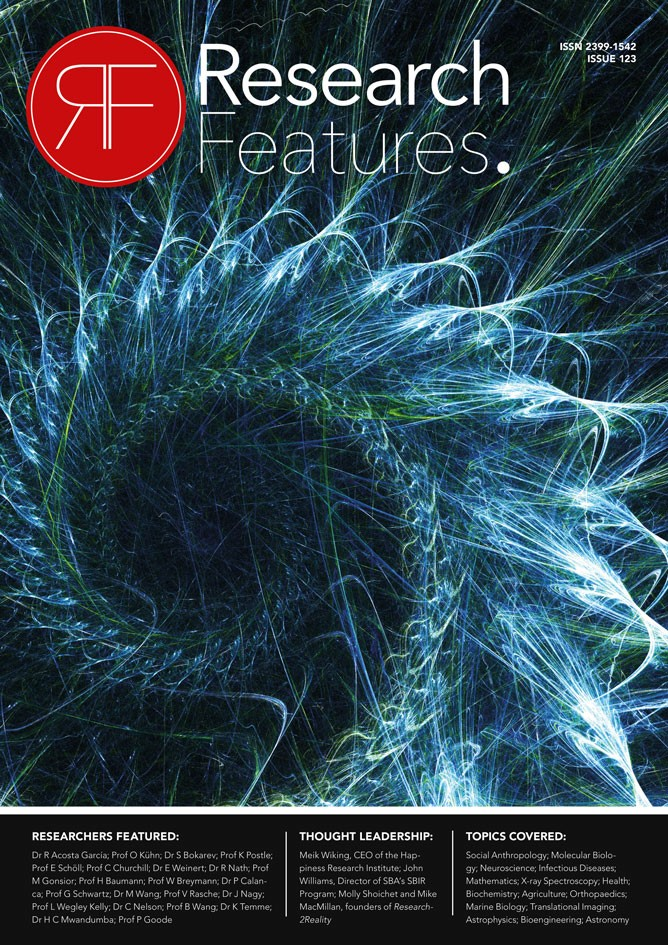 Research Features Magazine
